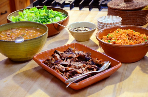 Rick Bayless | Mexican Red Rice