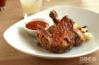 Pollo a la Leña