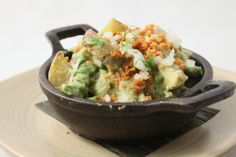 Chicken in Asparagus Crema