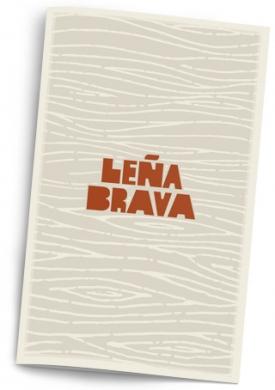 Leña Brava menu