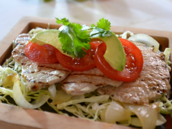 Yucatan grilled pork recipes